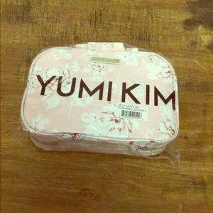 NWT Yumi Kim Wanderlust Travel Make-Up Bag